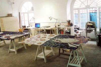 Flavia Tummolo - Studio in Rome - Italy