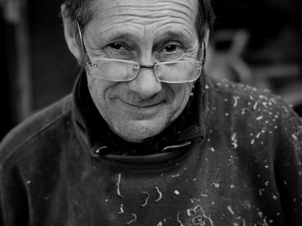 Alain Cahu - Ebeniste - Photo by Fabrice Tailleur