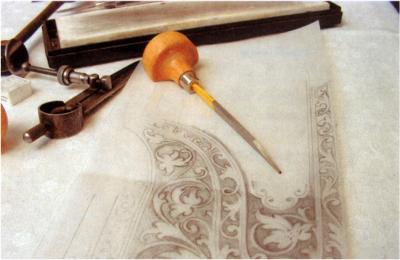 Alain Lovenberg - Metal Engraver