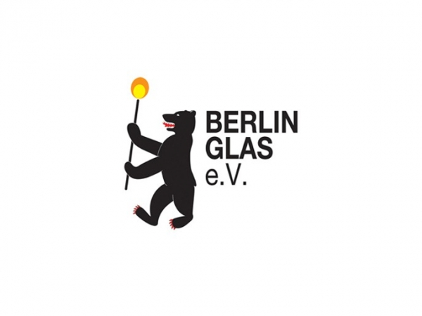 118 glass berlin logo