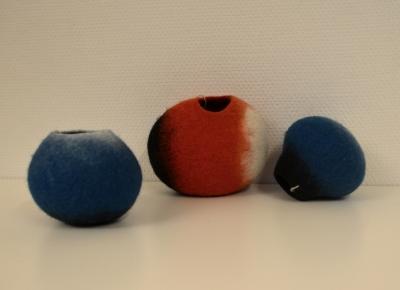 Vera Frederiksen Zhotkevich - Handmade felt objects and accessories