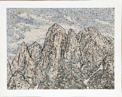 Dario Sogmaister - Dolomiti Unesco (monte Agner)