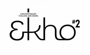 130 ekho 2 violins bows dc781dd3a2732b1c