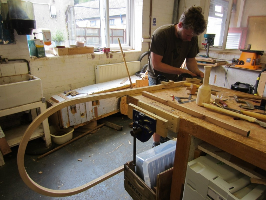 Boat Building, Woodworking & Furniture making course at Boat Building Academy