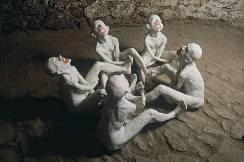 Cannot Even Hope for the Death - Zdeněk Manina, ceramist and sculptor since 1980. Czech Republic