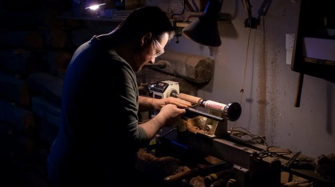 Òscar Ollé, Cabinet maker, Barcelona, Spain