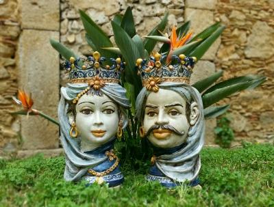 Michelangela Sammartino - Ceramiche di Caltagirone