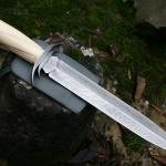 Dague damas narval - Claude Bouchonville