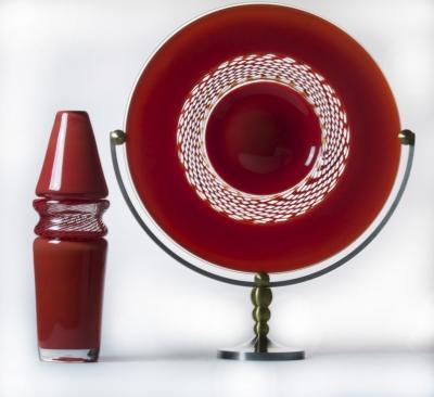 Red elevation trinity - Verre l'Essentiel - Gwendoline BONNET