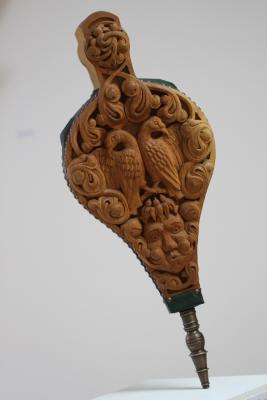 UK Cassidie Alder Carving - Sumayay 5