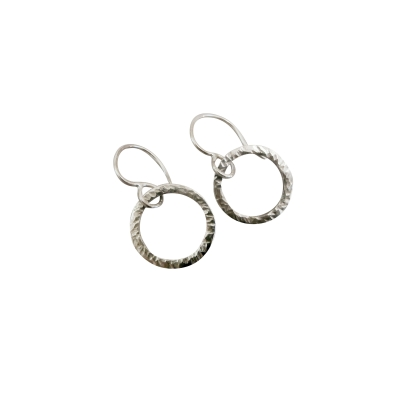 Sheila kerr circle of love earrings