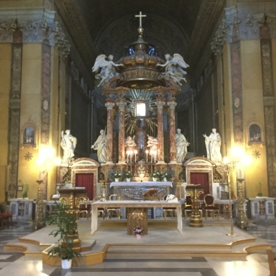 Altare - Cesare Poderosi