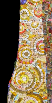 Cornice - Colusso Mosaico di Lucio Colusso