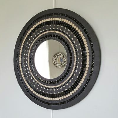 Delphine Lescuyer - Miroir noirs