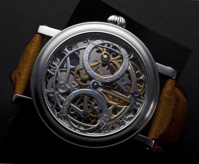 Alexandre BIANCHI Artisan Horloger