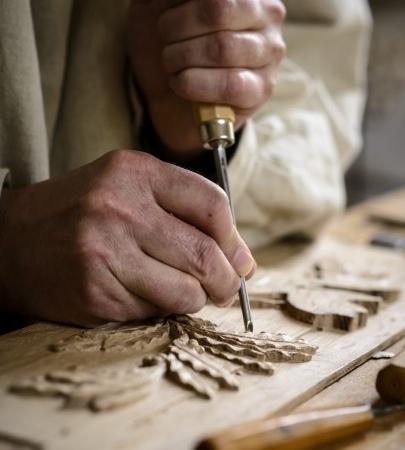 Patrick Damiaens Sculpteur Ornemaniste Belgique