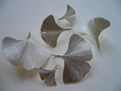 feuilles de Gingko
