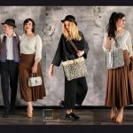 Alessandra e Giovanna Muraro - Paper fashion accessories