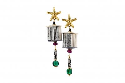 CRIZU - Earrings