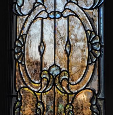 stainedglass detail - HADAS Pracownia Witrazy