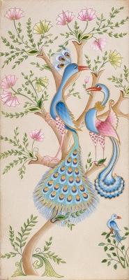 Martine Chany - paradis des oiseaux scene1