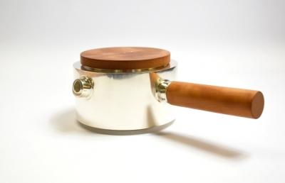 Ismael Conder Ruiz - Silverware - Teekanne