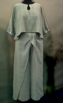 Myriam berry hoornaert kimono sarrouel1