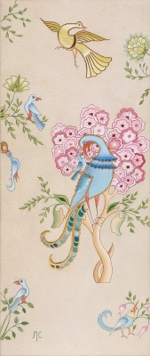 Martine Chany - paradis des oiseaux scene2