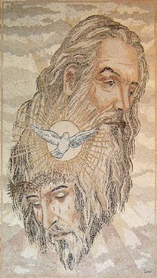 Dario sogmaister - Trinita 80x120