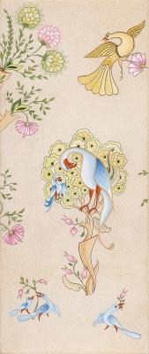 Martine Chany - paradis des oiseaux scene4