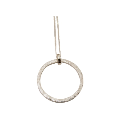 Sheila kerr circle of love pendant