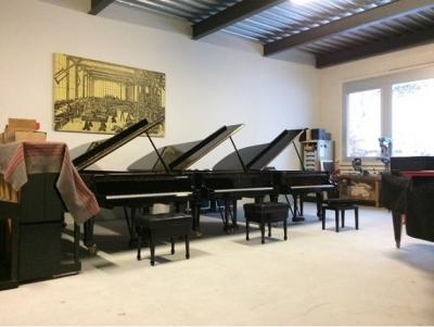Matthias Maurer Piano Workshop