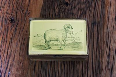 The ram verre eglomise box by anastasya martynova 1020