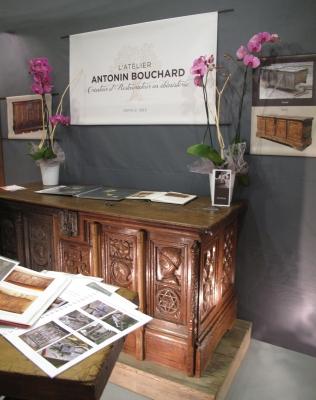 Antonin Bouchard ébéniste et restaurateur de mobilier