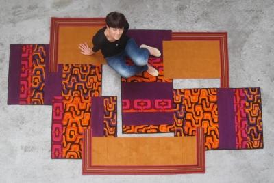 Mariemieux - Personal Carpet - Marie Tasse