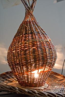 Andrea Magnolini - Lampada con aperture