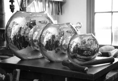 Trio de vases