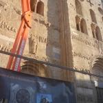 Piattaforma facciata - Alessandro Cini - REA Restauro & Arte
