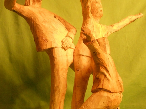 John Adamson Wood Sculptor - John Adamson