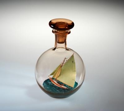 Heather Gabrielle Rogers - Bateaux en bouteilles 1651