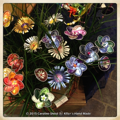 2015 fleurssimples - Caroline Sheid
