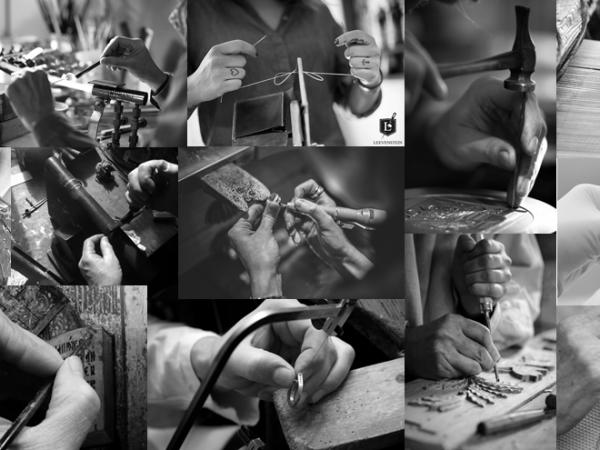 Artisan hands b w for fb