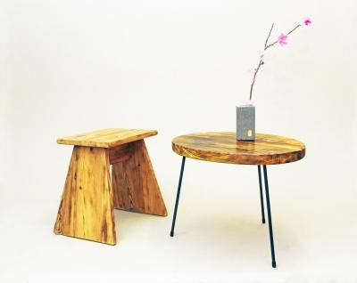 Hocker vase btisch