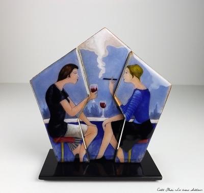 Triptyque polygone