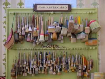 Tommaso De Carlo's instruments