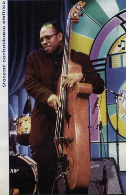 Luca stanzani christian mcbride with stanzanis contrabass