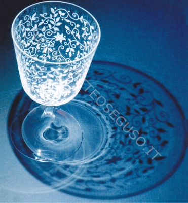 Matteo Seguso - Engraver on crystal and glass