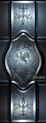 engraving beveled glass  HADAS Pracownia Witrazy