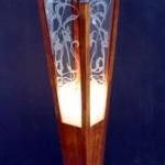Pascal Fauché - Colonne art nouveau