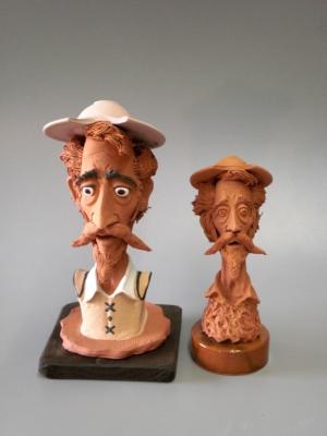 Bustos Quijote